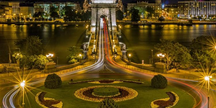 Budapeszt - most lancuchowy